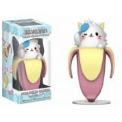 Funko Action Figures Bananya - Long-Haired Bananya Figure 10cm
