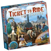 DoW - Ticket to Ride - France & Old West: Map Collection - EN
