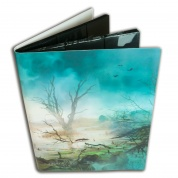 Blackfire Flexible Album - 9 Pocket - Artwork by Svetlin Velinov: Swamp