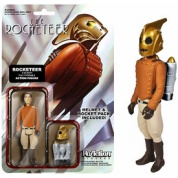 Funko - ReAction Series: The Rocketeer - Kenner Retro Action Figure 9cm