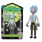 Funko Action Figures Rick & Morty TV-Series - Rick Poseable Figure 12cm
