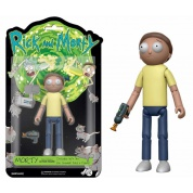 Funko Action Figures Rick & Morty TV-Series - Morty Poseable Figure 12cm