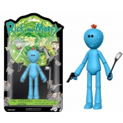 Funko Action Figures Rick & Morty TV-Series - Meeseeks Poseable Figure 12cm