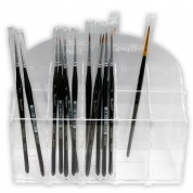 Blackfire - Acrylic Display - Brushes