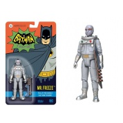 Funko Action Figures Batman Classic TV-Series - Mr. Freeze Poseable Figure 10cm