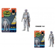 Funko Action Figures Batman Classic TV-Series - Mr. Freeze Poseable Figure 10cm Assortment (5+1 chase figure)