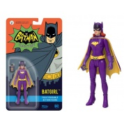 Funko Action Figures Batman Classic TV-Series - Batgirl Poseable Figure 10cm