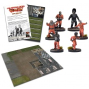 The Walking Dead: All Out War - Safety Behind Bars Expansion - EN