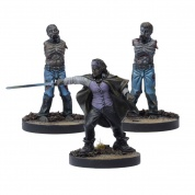 The Walking Dead: All Out War - Michonne Booster - EN