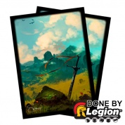 Blackfire Sleeves - Standard Double-Matte - Svetlin Velinov - Plains (50 Sleeves) by LEGION