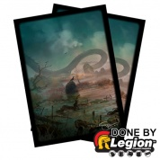 Blackfire Sleeves - Standard Double-Matte - Svetlin Velinov - Swamp (50 Sleeves) by LEGION
