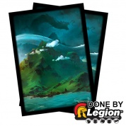 Blackfire Sleeves - Standard Double-Matte - Svetlin Velinov - Island (50 Sleeves) by LEGION