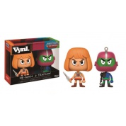 Funko Vynl. Masters Of The Universe - He-Man & Trapjaw 2-Pack Action Figures 10cm