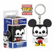 Funko Pocket POP! Disney Keychain - Mickey Mouse Vinyl Figure 4cm