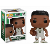 Funko POP! Sports NBA Millwaukee Bucks - Giannis Antetokounmpo Vinyl Figure 10cm