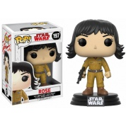 Funko POP! Star Wars Episode 8 The Last Jedi - Rose Bobble Head 10cm