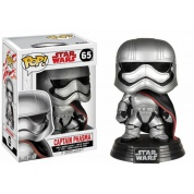 Funko POP! Star Wars Episode 8 The Last Jedi - Captain Phasma Bobble Head 10cm