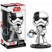 Funko Wacky Wobblers New Edition Star Wars Episode 8 The Last Jedi - First Order Executioner Bobble Head Action Figure 15cm