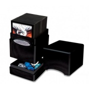 UP - Deck Box - Satin Tower - Hi-Gloss Midnight