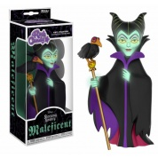 Funko Rock Candy Disney - Sleeping Beauty Maleficent ´Glows-In-The-Dark` Variant Vinyl Figure 13cm limited