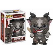 Disney POP! Holidays - KRAMPUS Vinyl Figure 10cm