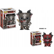 Disney POP! Holidays - KRAMPUS Vinyl Figure 10cm Assortment (5+1 chase figure)