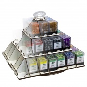 Blackfire - Sales Display - Dice Cubes