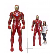 Marvel Classics - Iron Man 1:1 Scale Life-Size Foam Replica 195cm Statue