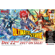 Cardfight!! Vanguard G - Ultimate Stride - Booster Display (16 Packs) - EN