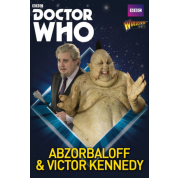 Doctor Who: Exterminate! - Abzorbaloff & Victor Kennedy - EN