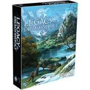 FFG - Legacy of Dragonholt - EN