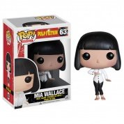 Funko POP! - Pulp Fiction - Mia Wallace Vinyl Figure 4-inch