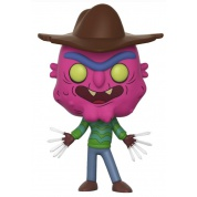 Funko POP! Animation - Rick and Morty Scary Terry Vinyl Figure 10cm