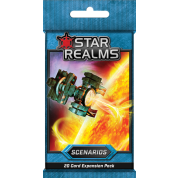 Star Realms Deckbuilding Game - Scenarios (24 Booster) - EN