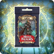 Hero Realms - Lich Boss Deck Display (6 Packs) - EN