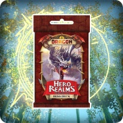 Hero Realms - Dragon Boss Deck Display (6 Packs) - EN