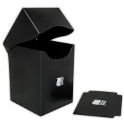 Blackfire Deck Holder Vertical - for 100+ Cards - Black