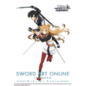 Weiß Schwarz - Booster Display: Sword Art Online The Movie - Ordinal Scale Display (20 Packs) - EN