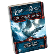 FFG - Lord of the Rings LCG: Flight of the Stormcaller Nightmare Deck - EN