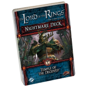 FFG - Lord of the Rings LCG: Temple of the Deceived Nightmare Deck - EN