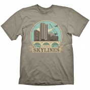 Cities Skylines T-Shirt - New Cover - Size M
