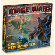 Mage Wars - Druid vs. Necromancer - EN
