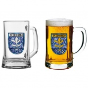 Crusader Kings II Pint Glass - Coat Of Arms