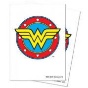 UP - Sleeves Standard - Justice League: Wonder Woman (65 Sleeves)