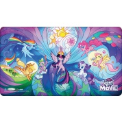 UP - Play Mat - My Little Pony Movie - Stained Glass Playmat with Tube