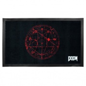 Doom Doormat - Pentagram