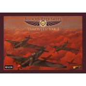 Blood Red Skies: Soviet Yak1 Squadron - EN