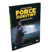 FFG - Star Wars RPG: Force and Destiny - Unlimited Power: A Sourcebook for Mystics - EN