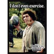 Legion - Standard Sleeves - Princess Bride: Exercise (50 Sleeves)