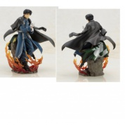 Fullmetal Alchemist Brotherhood - ROY MUSTANG 1/8 Scale ArtFxJ Statue 23cm (Slightly damaged box)